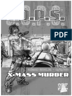 COPS - [Scénario] X-Mass Murder