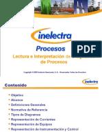 Lectura e Interpretación de Diagramas de Procesos