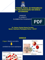 Fisiologia Do Sangue e Linfa