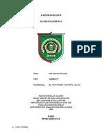 268148708 Laporan Kasus Plasenta Previa