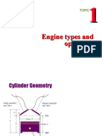 1 Engine Types and Operation