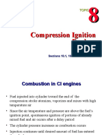 8 Compression Ignition Engines
