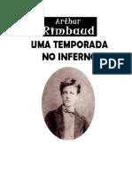 Arthur Rimbaud - Uma Temporada No Inferno