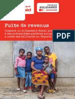 Rapport Fuite de Revenus_PSO-AA