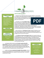 Williamson Wellness Center January Newsletter