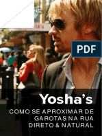 Yosha - Abordagem Natural&Direta Em Cidades [PUABASE]