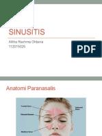 Presentasi Referat Sinusitis Alitha.pptx