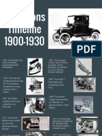 inventions timeline  1