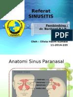 Referat Sinusitis Olivia.pptx