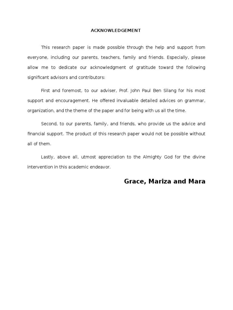 Approval sheet and acknowledgement thesis undergraduate education altavistaventures Images
