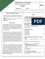 Examen selectividad INGLES Septiembre2015
