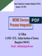 Prof.K.N.Bhat