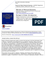 RPE - Europe in Crisis (Intro)