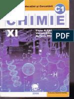 Chimie C1, Clasa a XI-A, Editura LVS Crepuscul