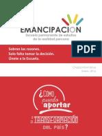 Presentación EMANCIPACIÓN