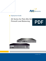 A10-DG-Palo Alto Networks Joint Firewall Load Balancing Solution