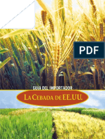 Spanish Barley Book