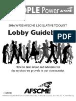 2016 Lobby Guidebook