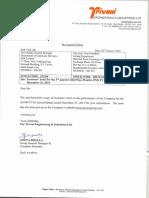 Investors' brief [Company Update]