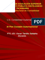 IESTPCH at. Plan Contable Gubernamental. SUBE[1]