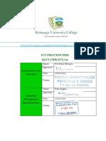 12 ICT Procedures Manuals 1