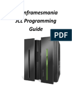 JCL+ VSAM  Programming Guide