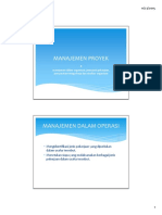 8 Manajemen Dalam Organisasi Jenis-jenis Pekerjaan, Persyaratan Tenaga Kerja Dan Struktur Organisasi [Compatibility Mode]