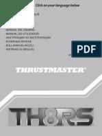 TH8 RS Shifter Manual