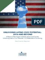 Unlocking Latino Civic Potential