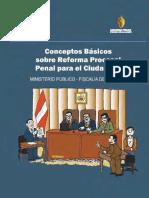 Conceptos Básicos Sobre Reforma Procesal Penal
