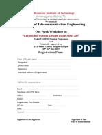 10.Registration Form
