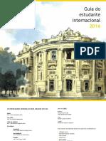 Guia Do Estudante Internacional Ufrgs 2016