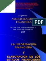 Tema Sesion 03 y 04 La Informacion Finaciera Niif