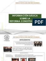 INFORMACION BASICA DE LA REFORMA POLITICA - PRESENTACION.pdf