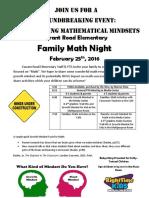 math night flyer 2016