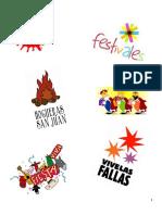 festivals packet
