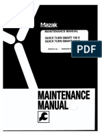 Mazatrol M2 Operator Manual | Cartesian Coordinate System | Machining