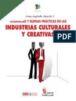 Tendencias y Buenas Practicas en las Industrias Culturales y Creativas