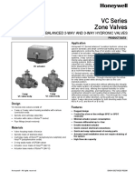 VC Series Zone Valves Agua H