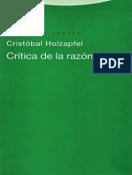 Critica a La Razon Ludica