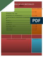 importancia y clasificacion de los materiales electronicos.