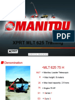 MLT625 XPRT Service Training.ppt