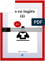 Libro Yes en Ingles 3