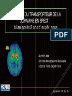 Neurologie DaTSCAN. Kas Mai 2005