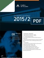 Calendario Academico 2015 2