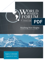 Aspen Summit 2014 Handbook