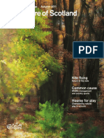 Scottish National Heritage - The Nature of Scotland Autumn 2011 Issue 13