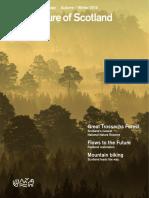 Scottish National Heritage - The Nature of Scotland AutumnWinter2015_Issue22
