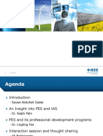 Joint Chapter of IEEE PES/IAS