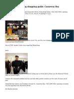 Ultimate Hong Kong shopping guide